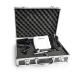 набор для аэрографии в чемодане кейсе