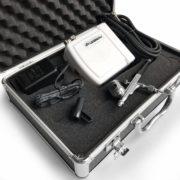 Чемодан-кейс «AIR BOX» со стартовым набором для аэрографии от Legend Air