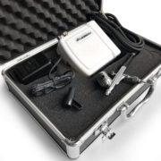 Чемодан-кейс с набором для аэрографии на ногтях Legend Air «Air Box S»